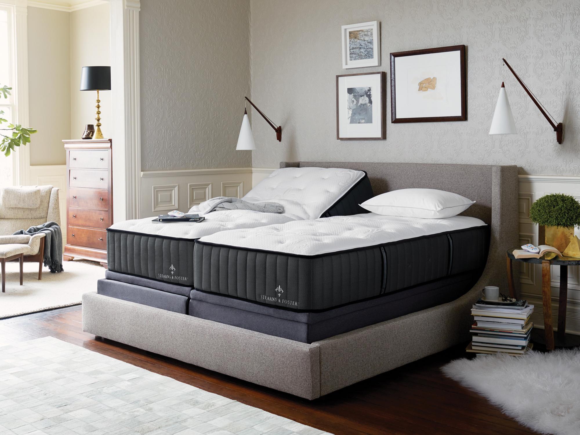 G S Stearns Tinsley Luxury Firm Euro Pillowtop Mattress Best